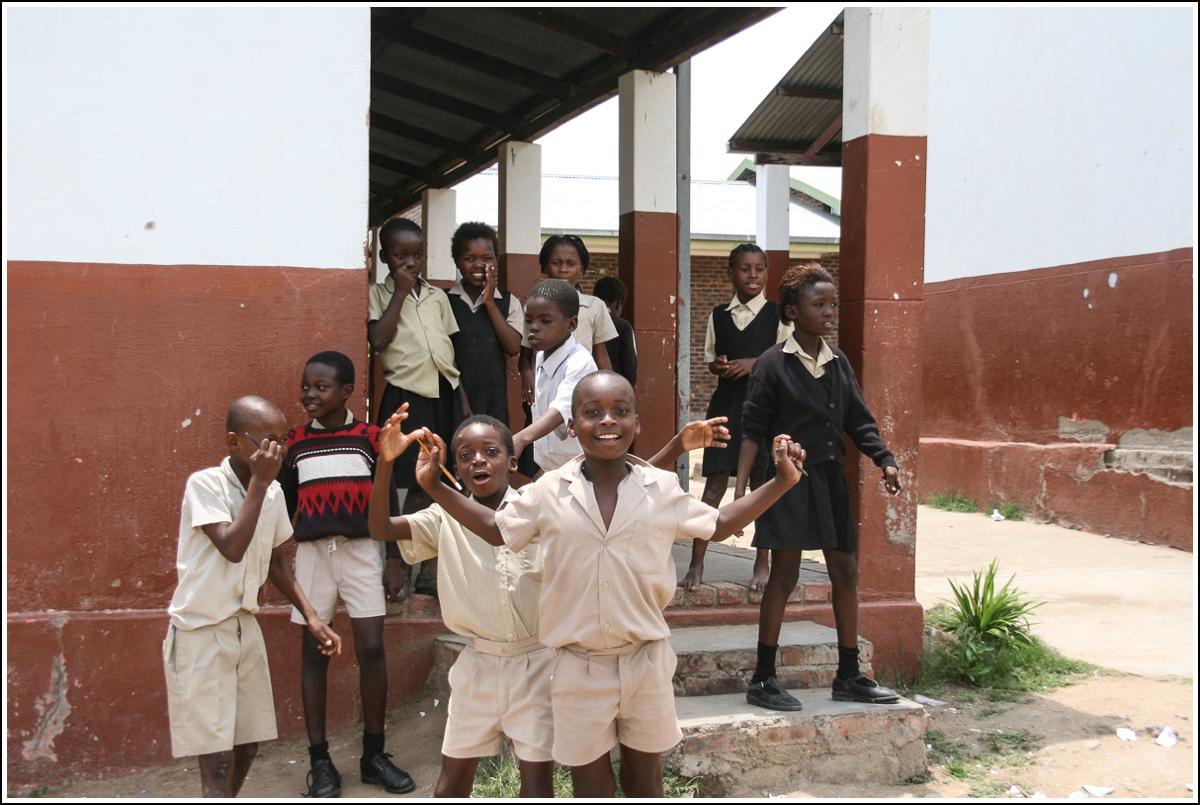 Sør-Afrika-skole