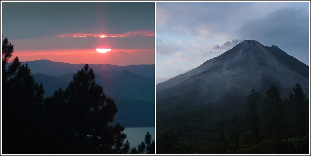 La-arenal-sunset-costa-rica