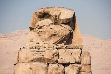 Luxor og Kongenes Dal i Egypt