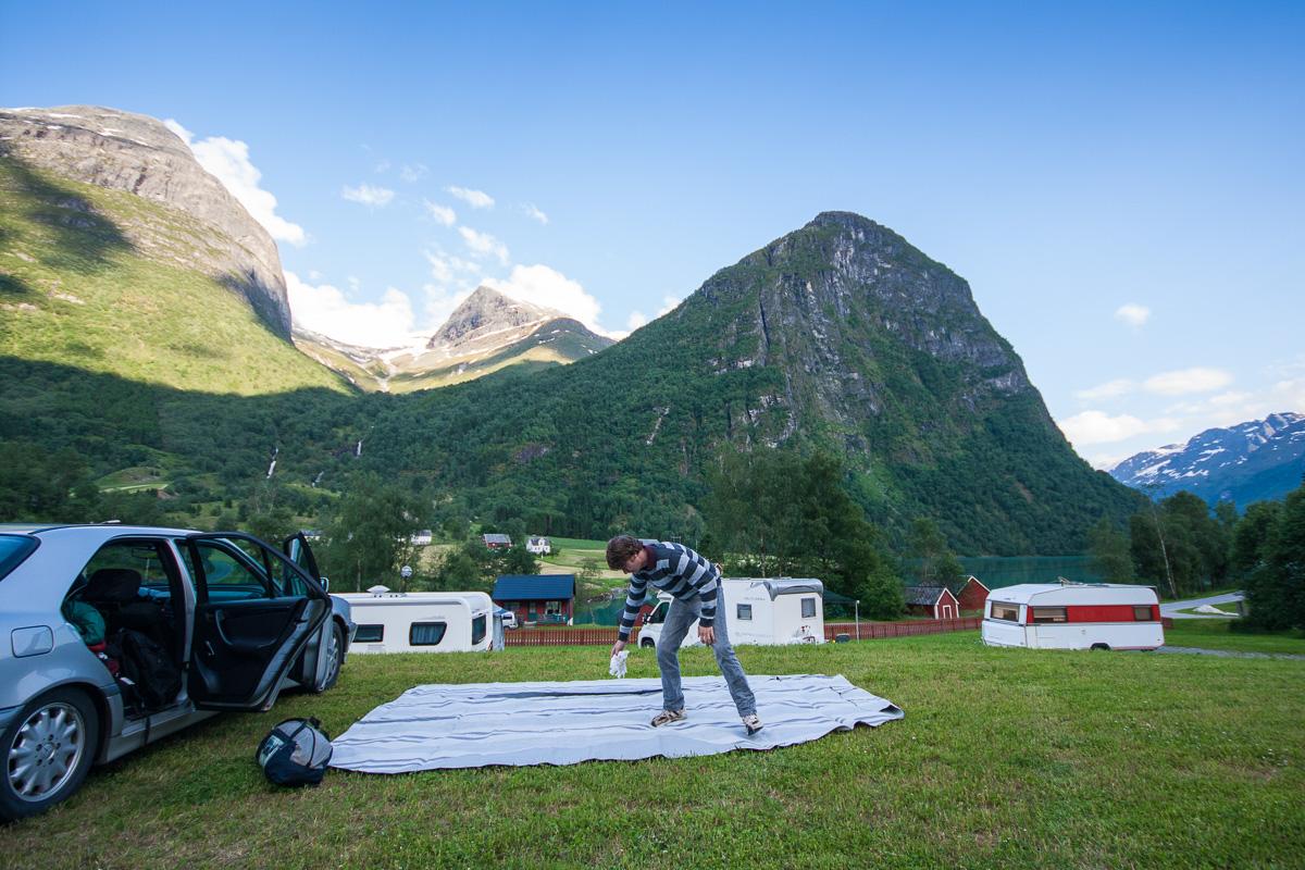 Oldevatn-camping-Oldedalen