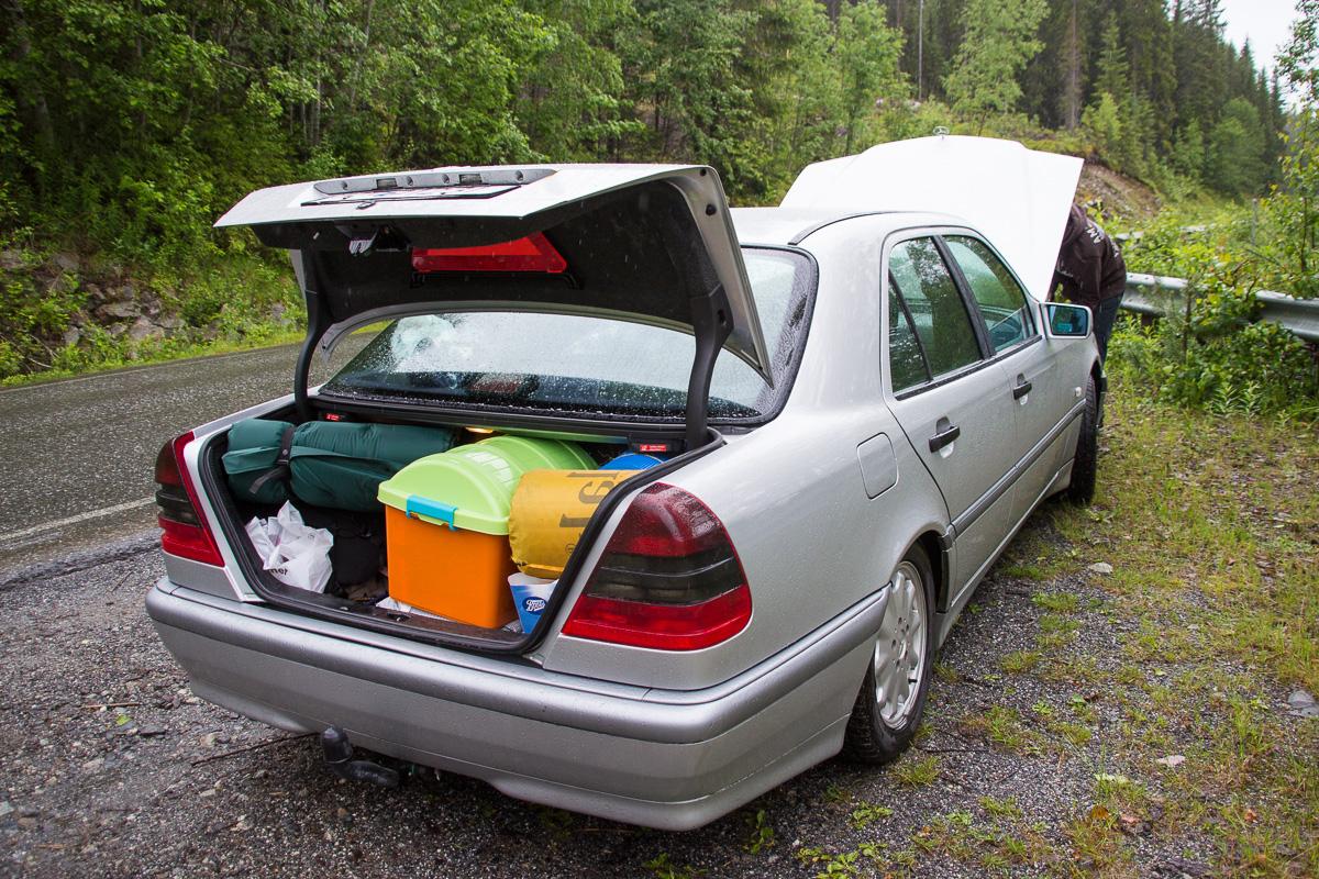pakking-til-bilferie-norge