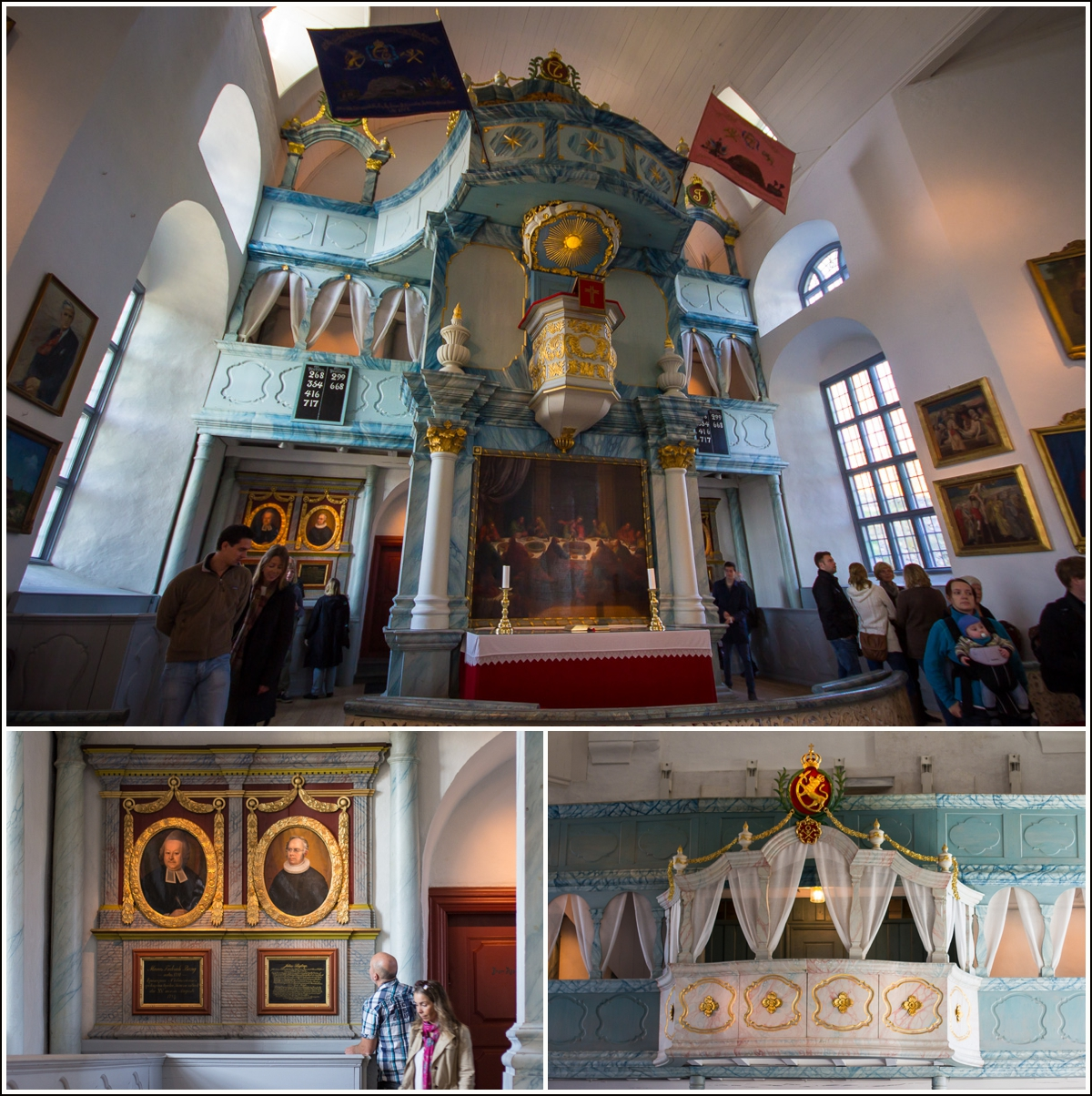 Røros-kirke-interiør
