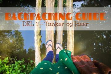 Backpacking-guide-planlegg-drømmereisen