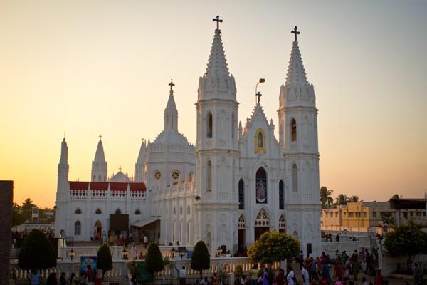 velankanni - ikke bare en kirke
