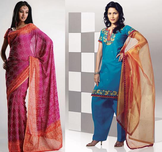 Indiske klær