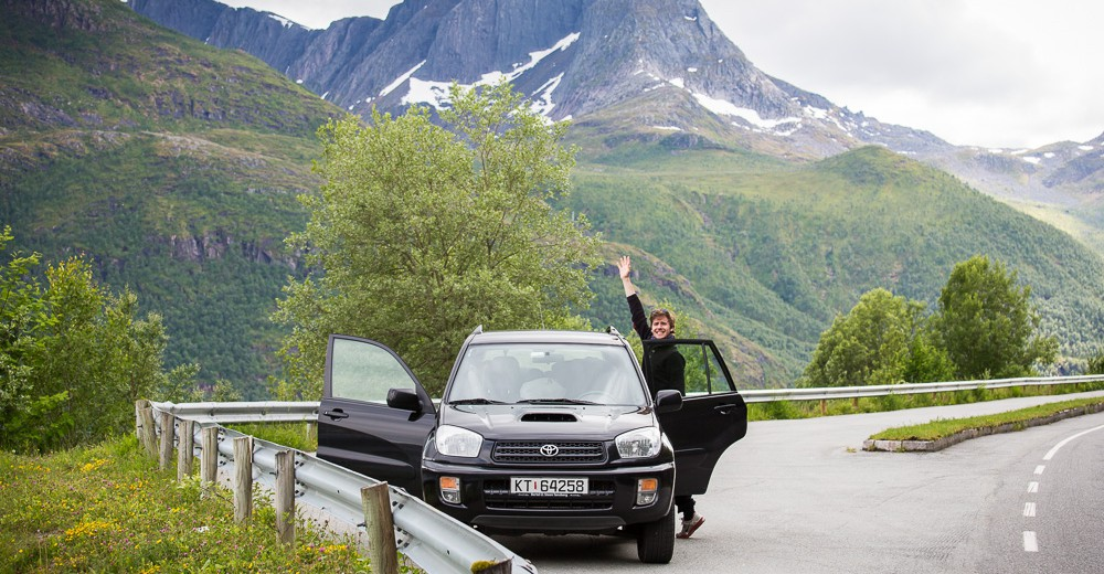 Bilferie norge telt