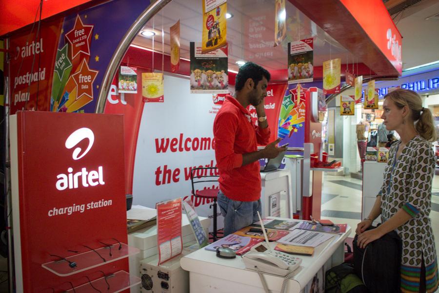 Airtel-India