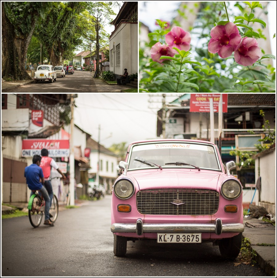 Fort-kochin-pink-car
