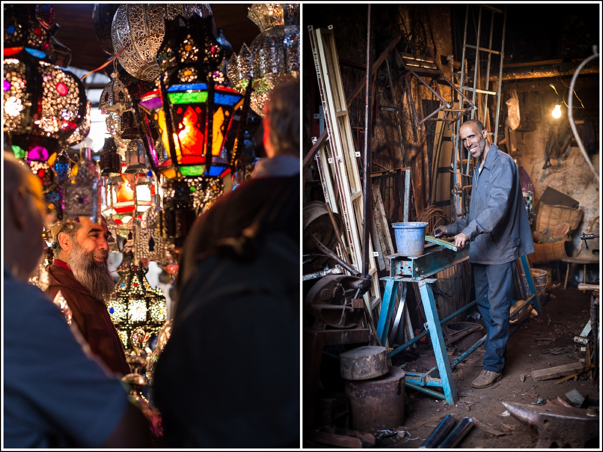 Marrakech-workers