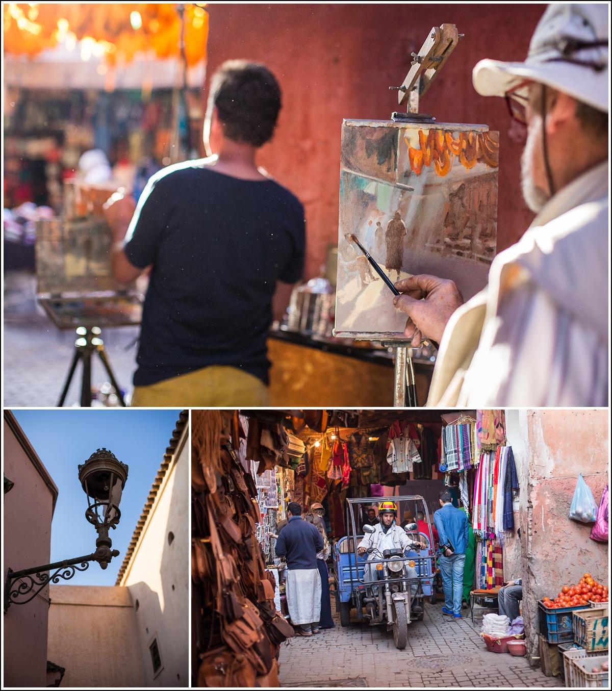 marrakech-street-painter