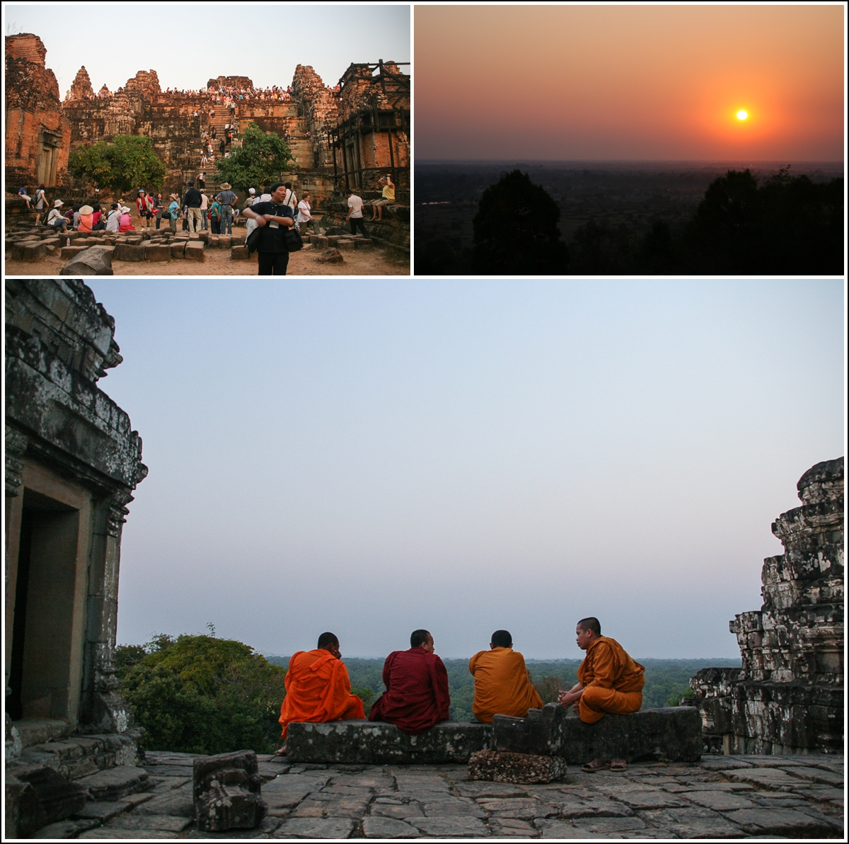 angkor-wat-sunset-munks