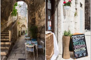 gamlebyen i split kroatia