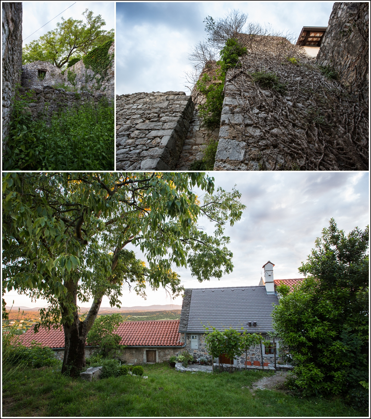 stanjel-medival-city-wall