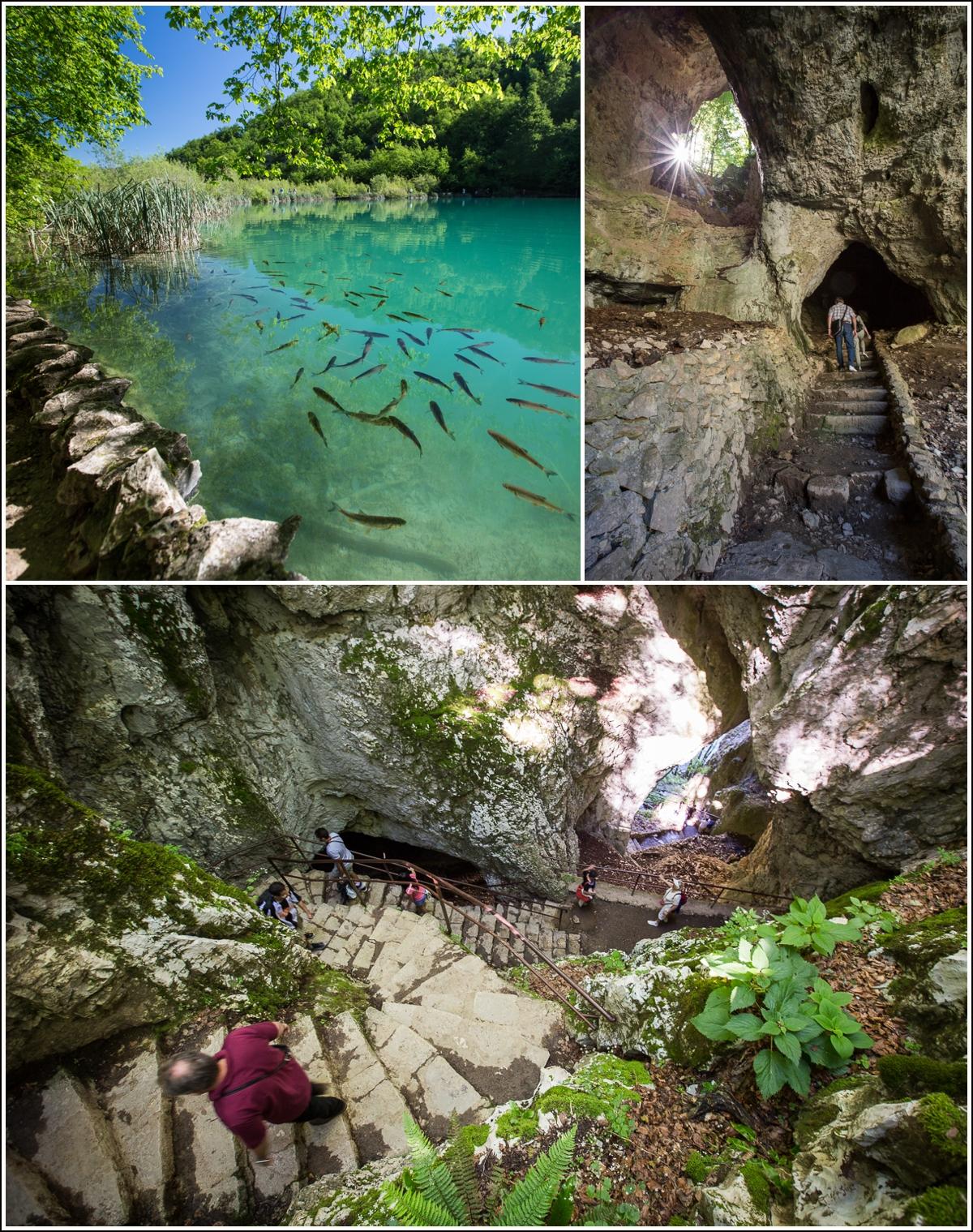 Plitvice-cave-Croatia