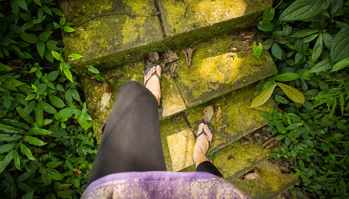 hamaca-reiseblogg-føtter