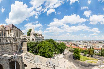 sightseeing i attraksjonene i budapest