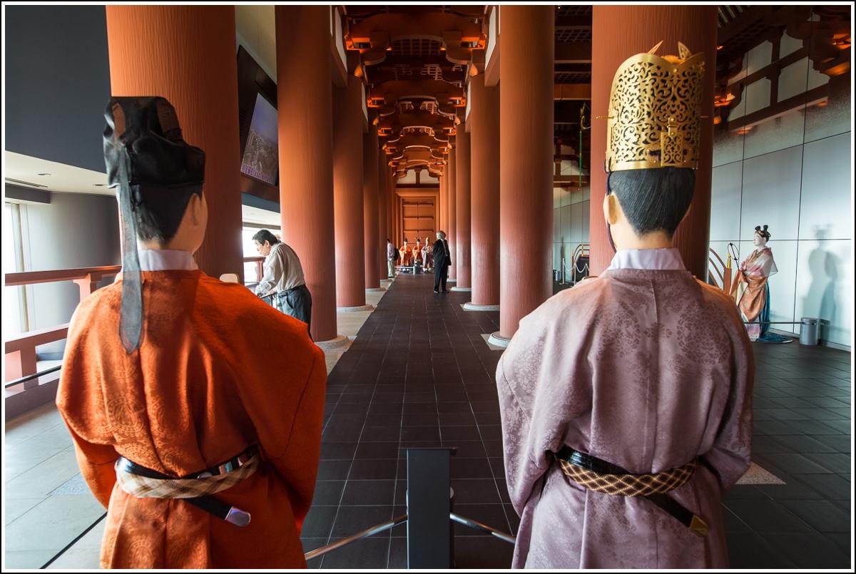 Japan-Osaka-history-museum