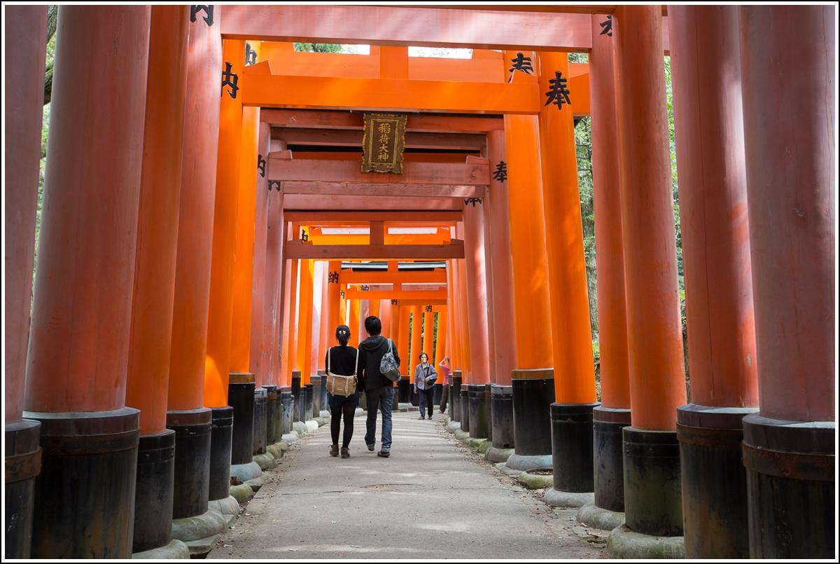 Fushimi-inari-Japan-røde-porter15