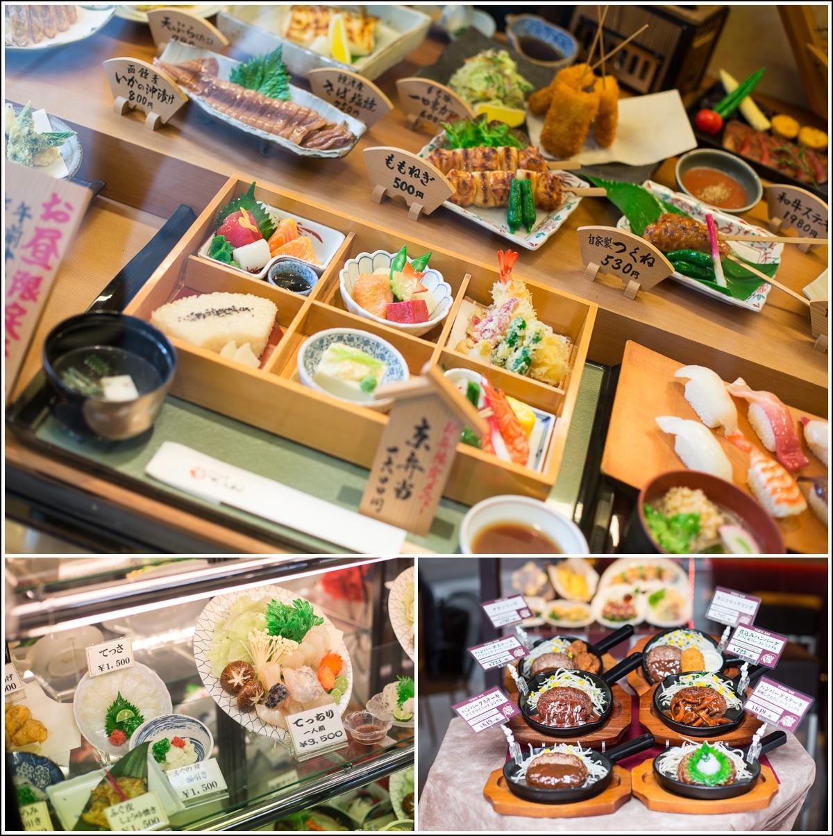 food-on-display-japan