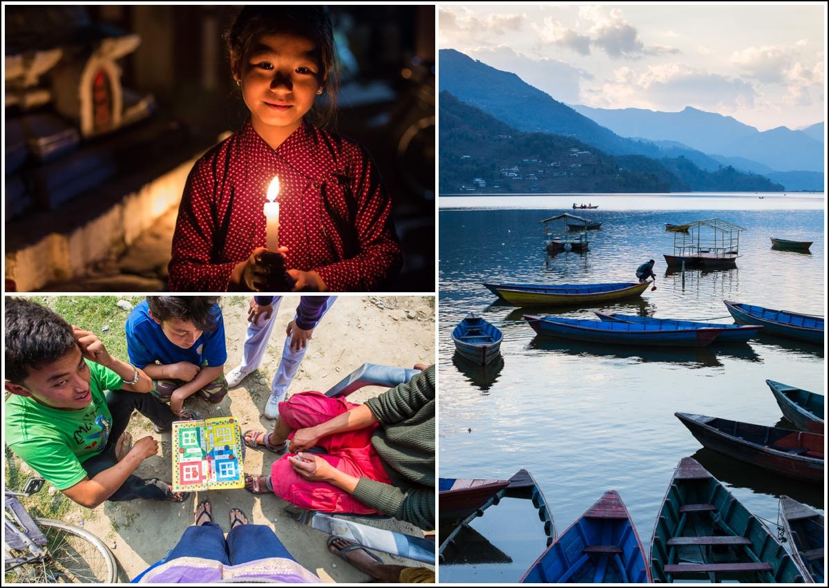 Nepal-Hamacareise1