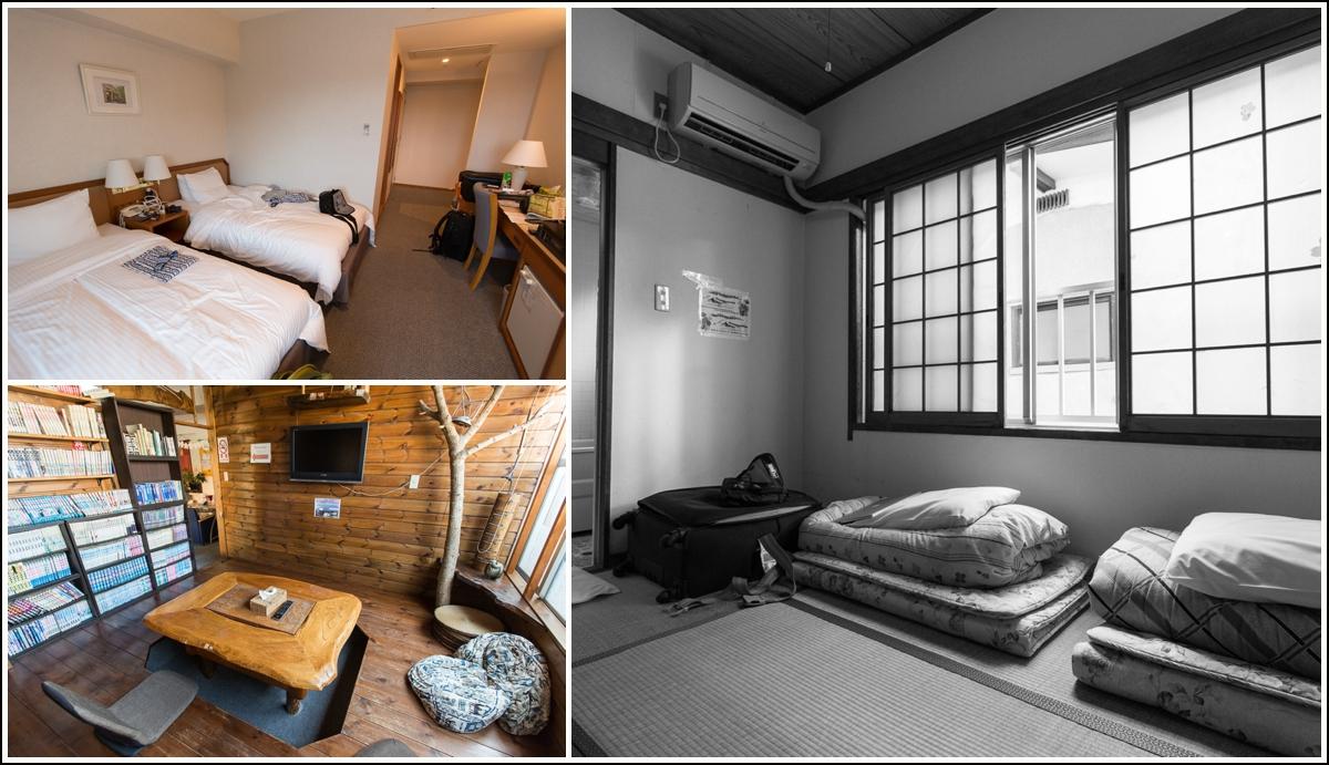 hoteller i japan og ryokan