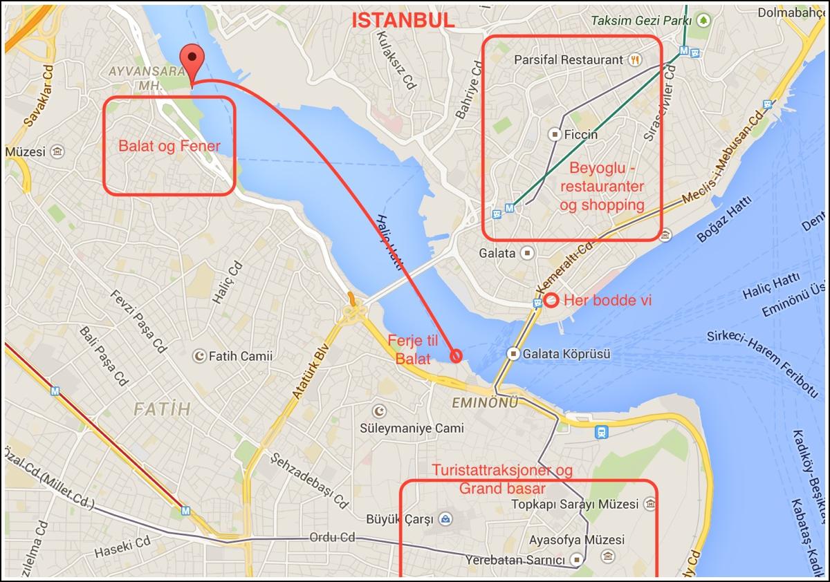 istanbul-kart-attraksjoner