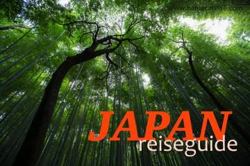 reiseguide med tips til reise i Japan