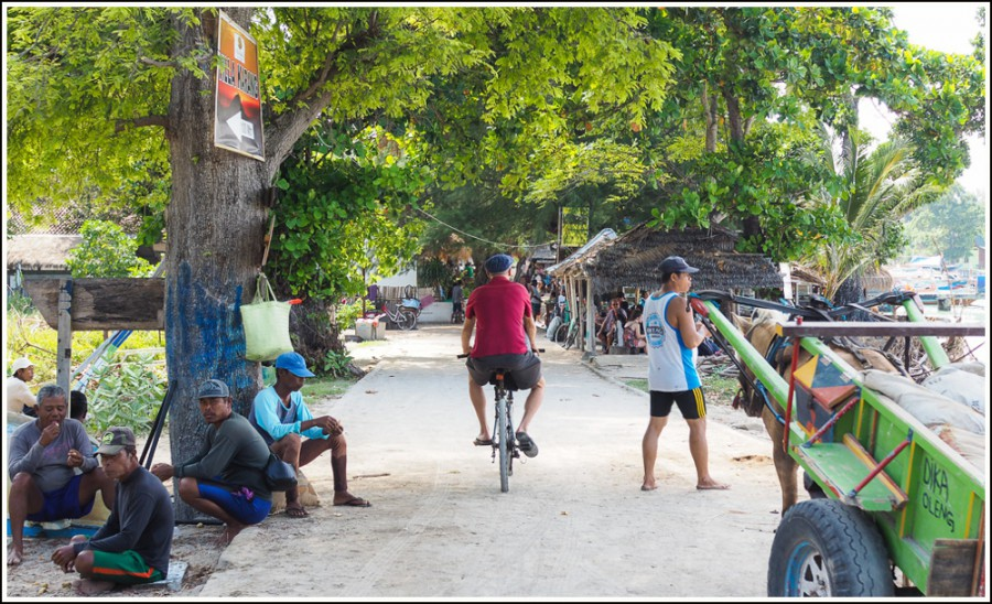 Gili-Air-bicycle-around