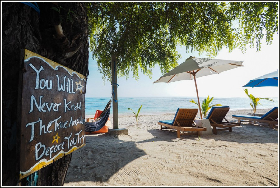 Gili-Air-beach-view