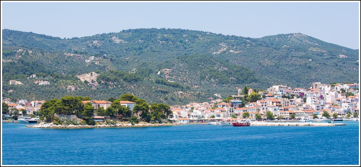 Skiathos-town