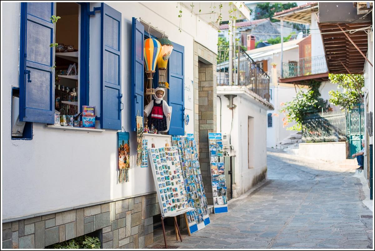 Glossa-Skopelos