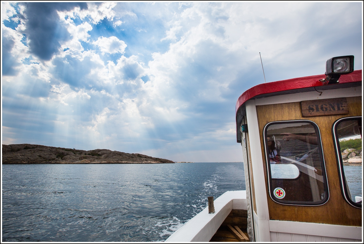 lysekil-båttur