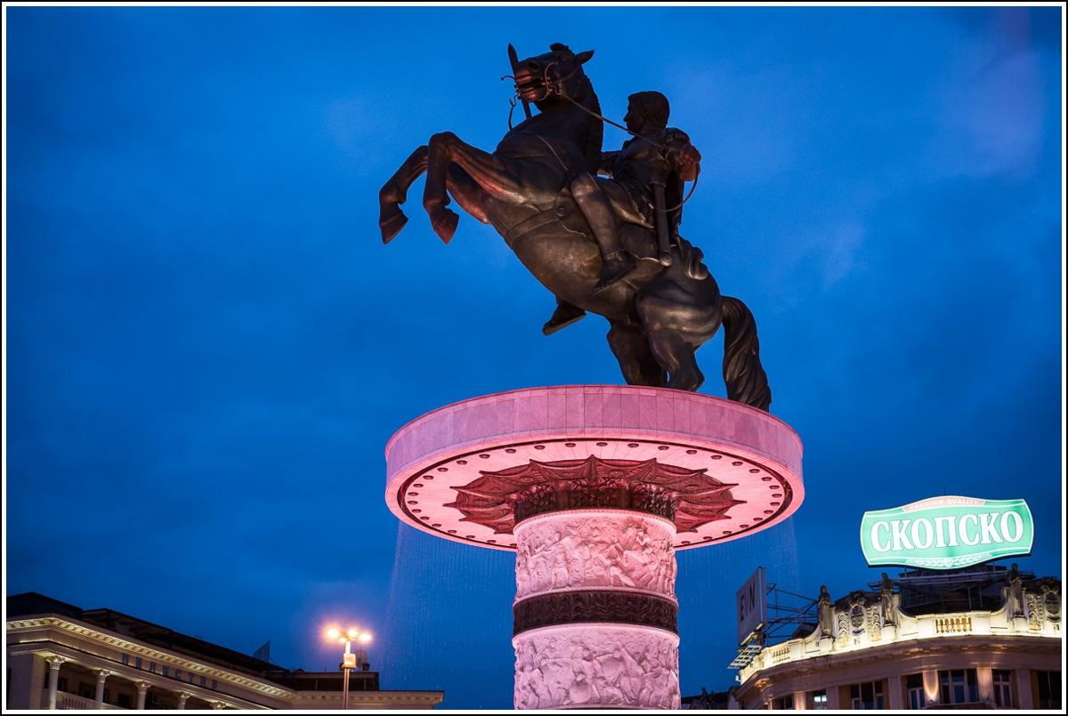 Skopje-Makedonia-Alexander-den-store