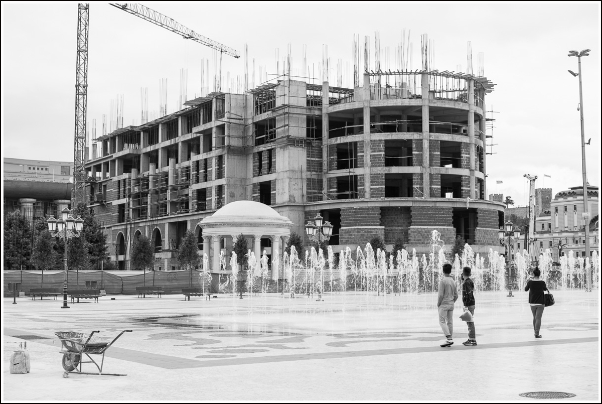 Skopje-Makedonia-construction
