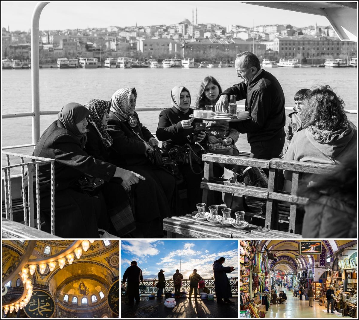 Istanbul-reise-tilbakeblikk