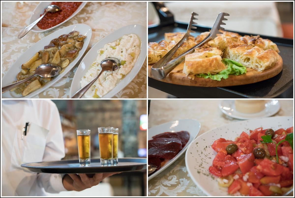 tradisjonell makedonsk mat i jance