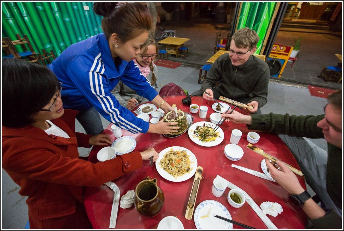 sør-kinesisk matlaging dali