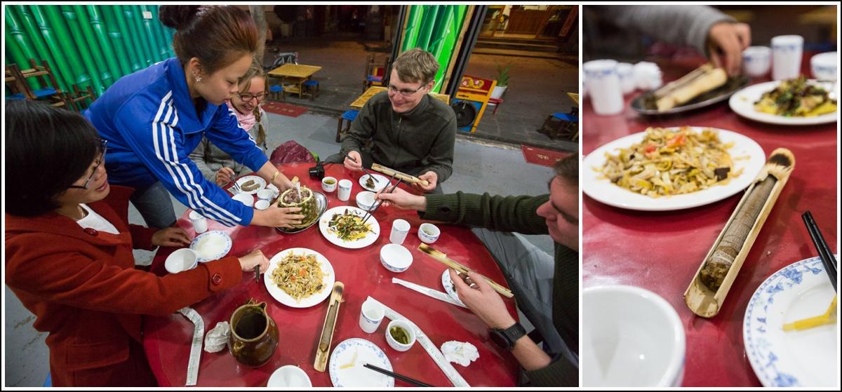 sør kinesisk dai mat