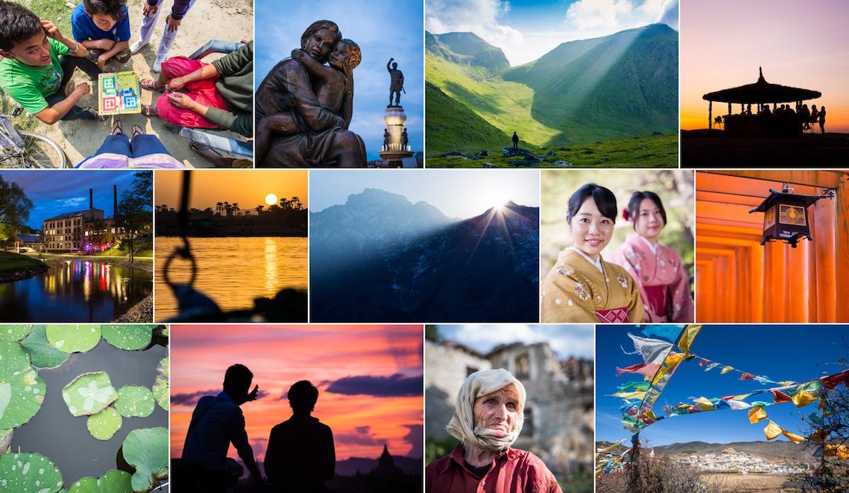 kurs i kreativ reisefotografering