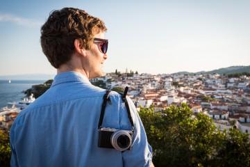 konkurranse om plass på nettkurs i reisefotografering
