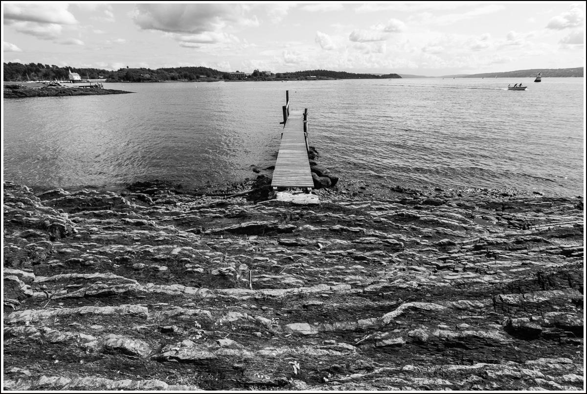 brygge på lindøya