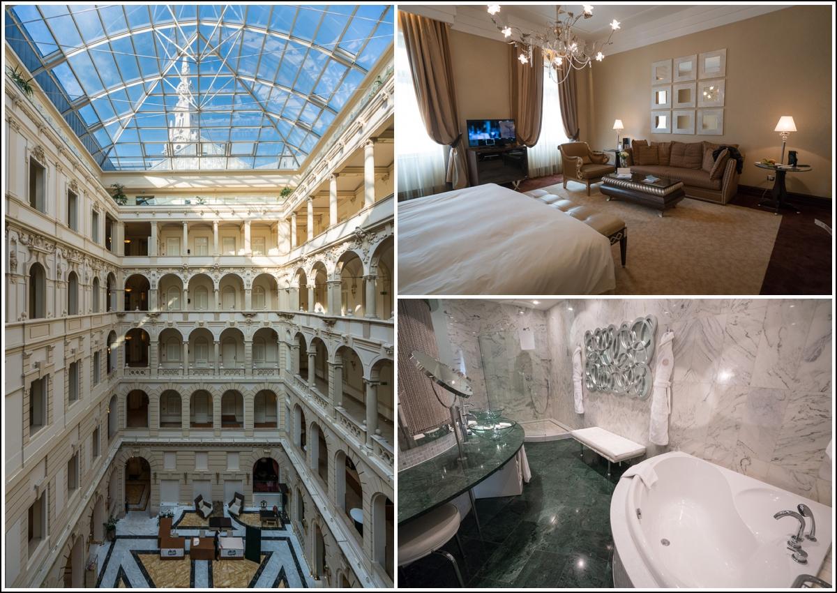 boscolo hotel godt hotell i budapest