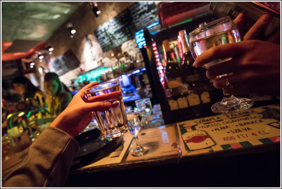 froccs vin og mineralvann i budapest