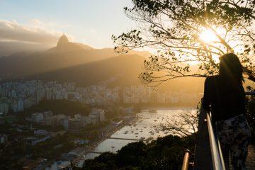 frykten for første møtet med Rio de Janeiro