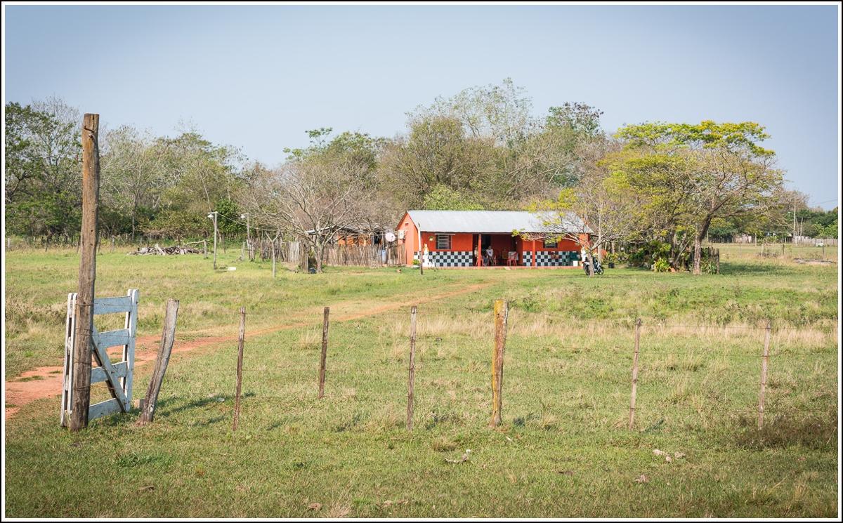 Reise i Paraguay Sør-Amerika