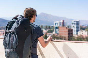 Sekk og pakkeliste for et halvt års reise i Sør-Amerika