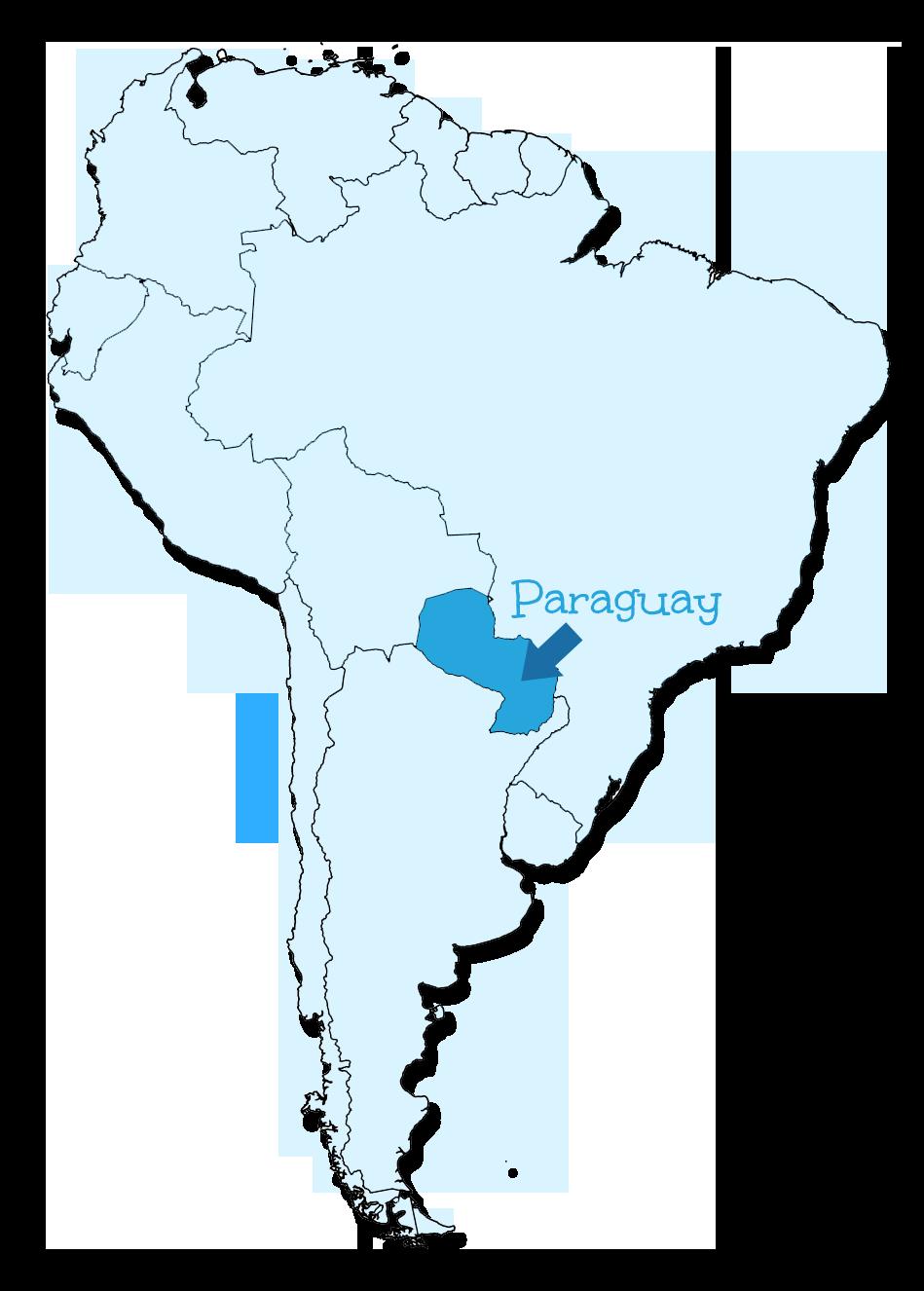 kart-paraguay-sor-amerika