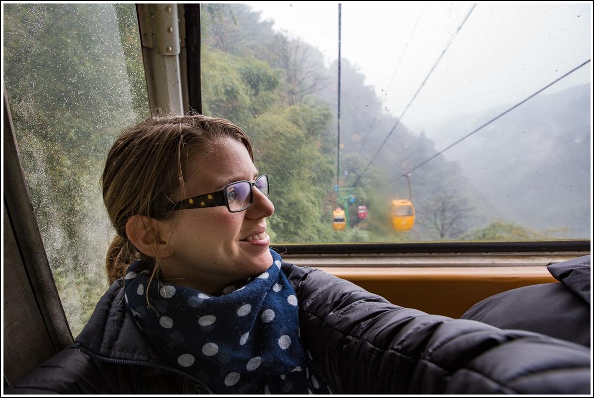 Reiseblogg fra Kina