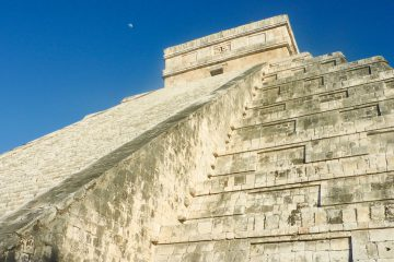 Chichen Itza maya Yucatan Mexico