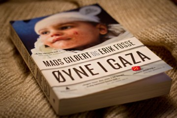 Øyne i gaza book cover